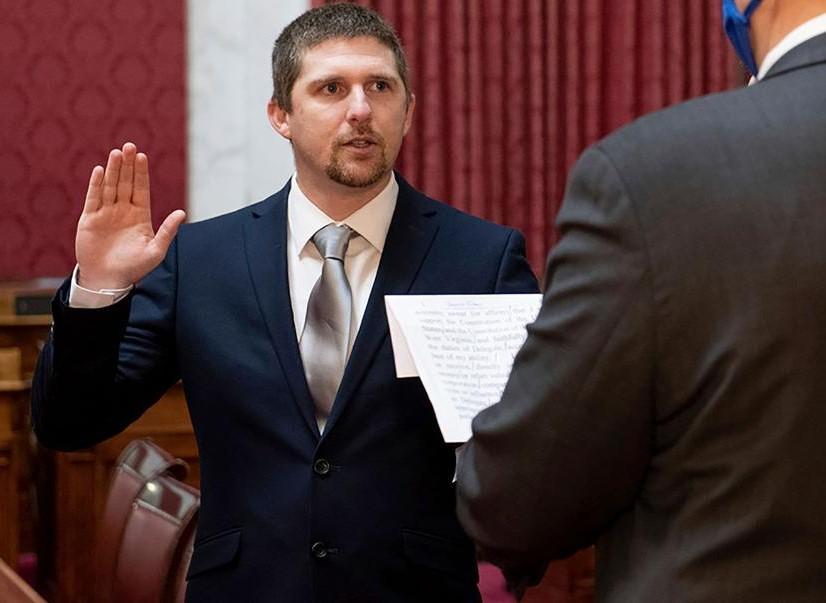 Derrick Evans, legislador republicano