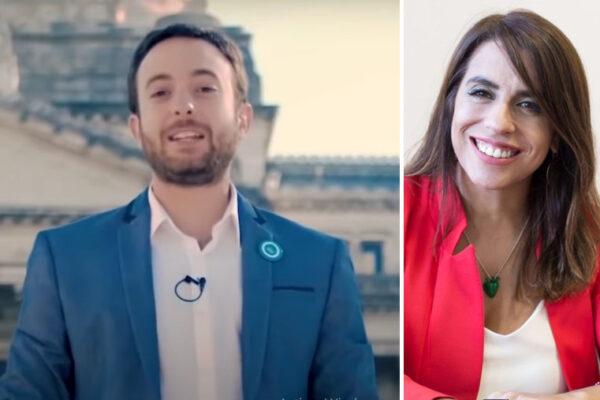 Video: Agustín Laje y Nicolás Márquez destrozaron al mamarracho de Victoria Donda